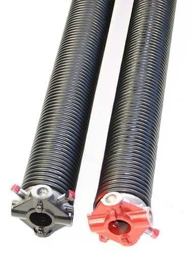 Pair Of High Quality Garage Door Torsion Springs All Sizes